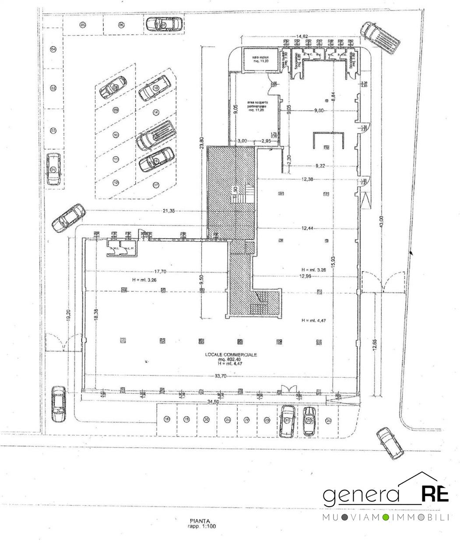 Locale Commerciale Pescara PE1267137